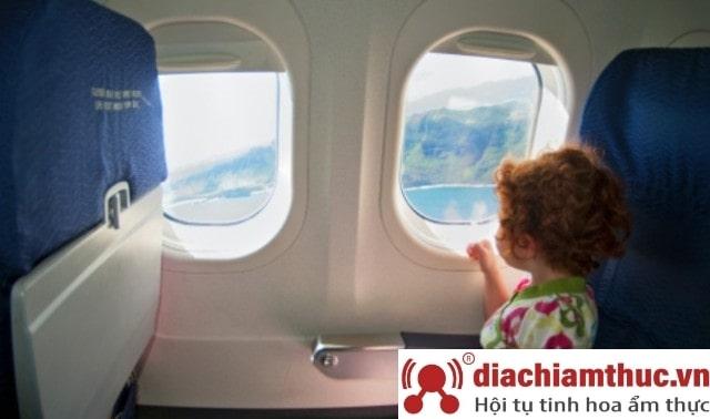 Đi máy bay đến Mũi Né
