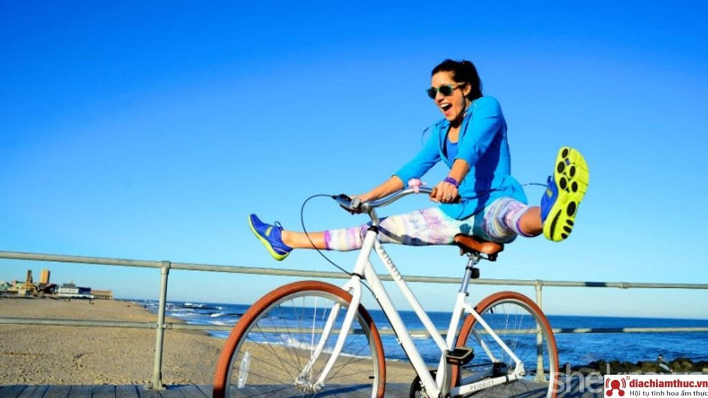 Đi xe đạp Vũng Tàu