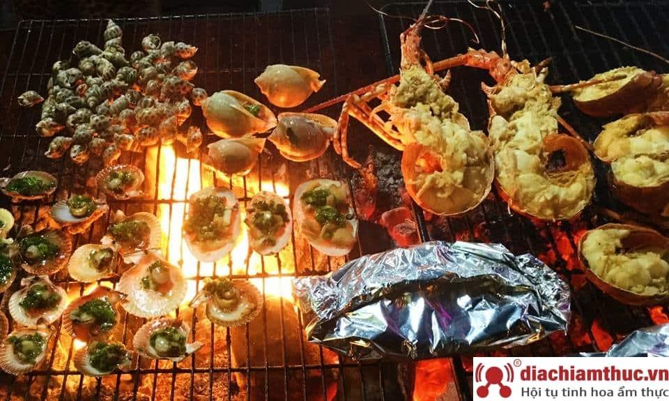 Địa chỉ ăn hải sản Mũi Néhỉ ăn hải sản Mũi Né