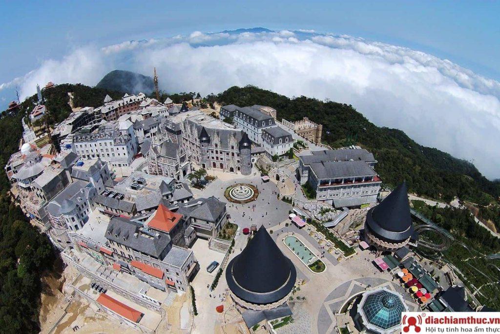 Địa điểm du lịch vực trung tâm Đà Nẵng