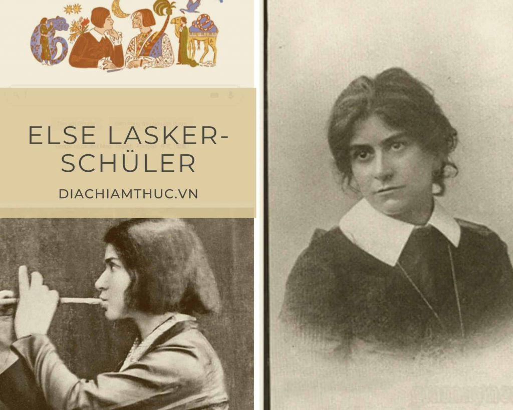 Else Lasker-Schüler