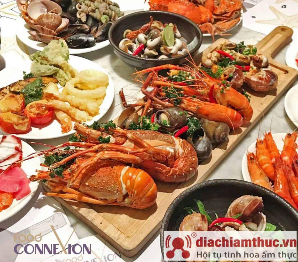 Food Connexion – Pullman buffet