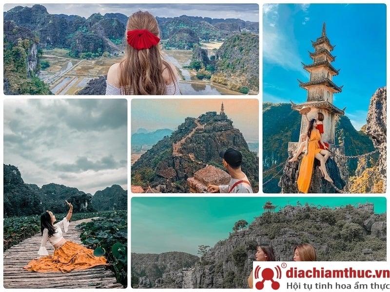 Gợi ý lịch trình du lịch Ninh Bình