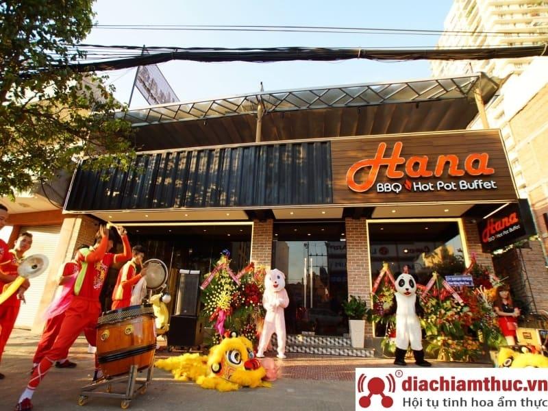 Hana Buffet chi nhánh Vũng Tàu