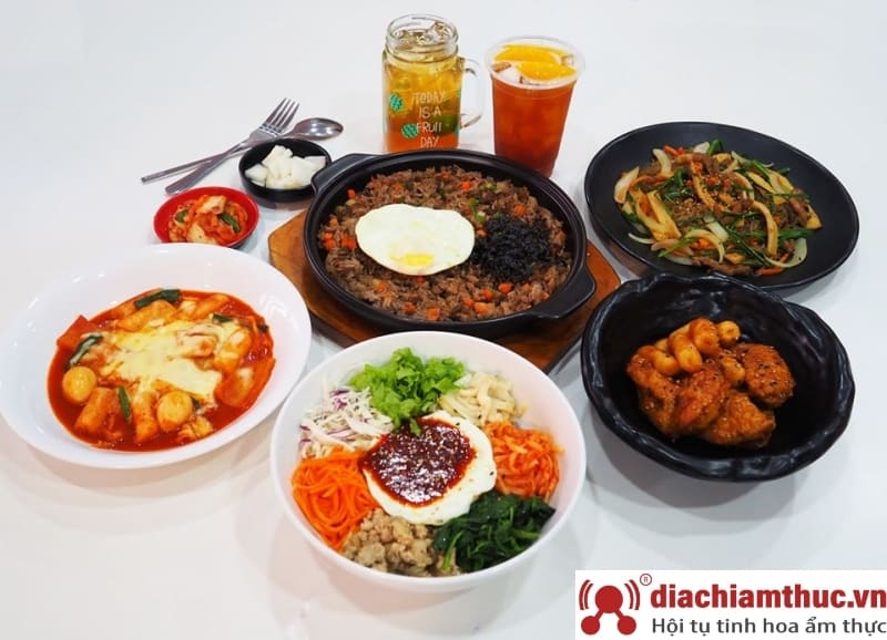 Hanuri - Quán ăn Hàn Quốc - BT
