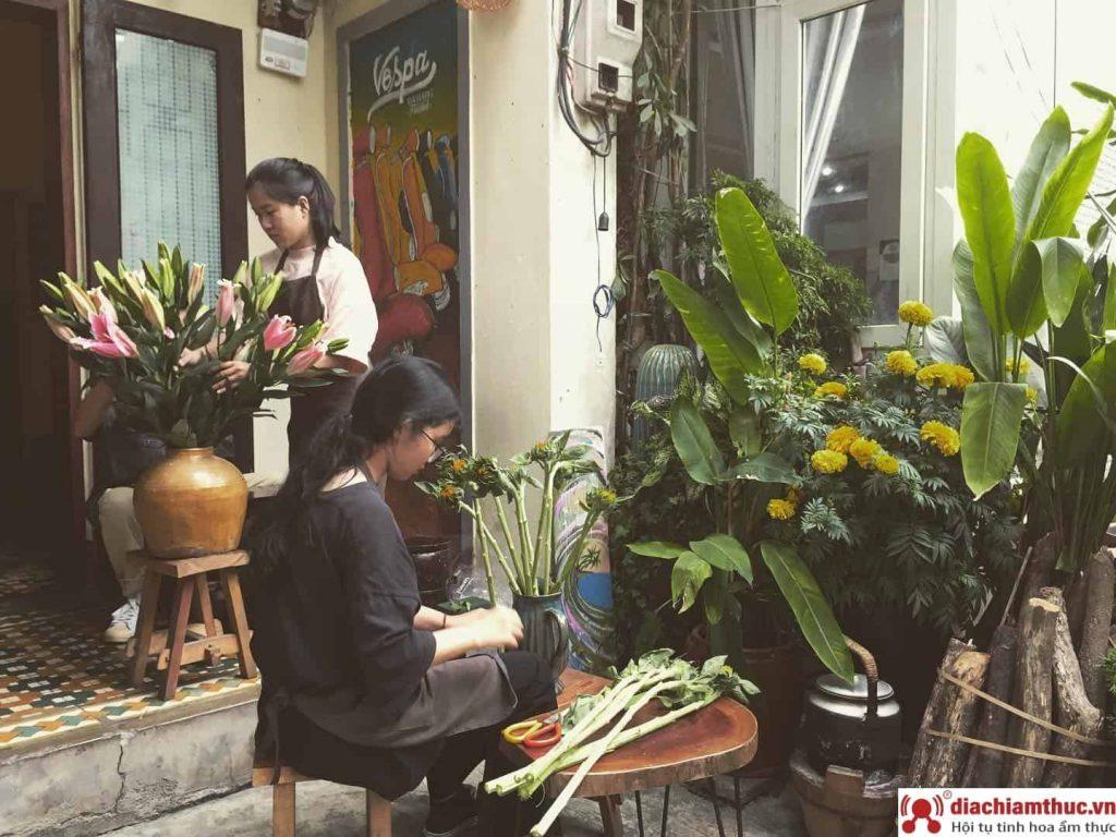 Hẻm Xéo cafe Vũng tàu