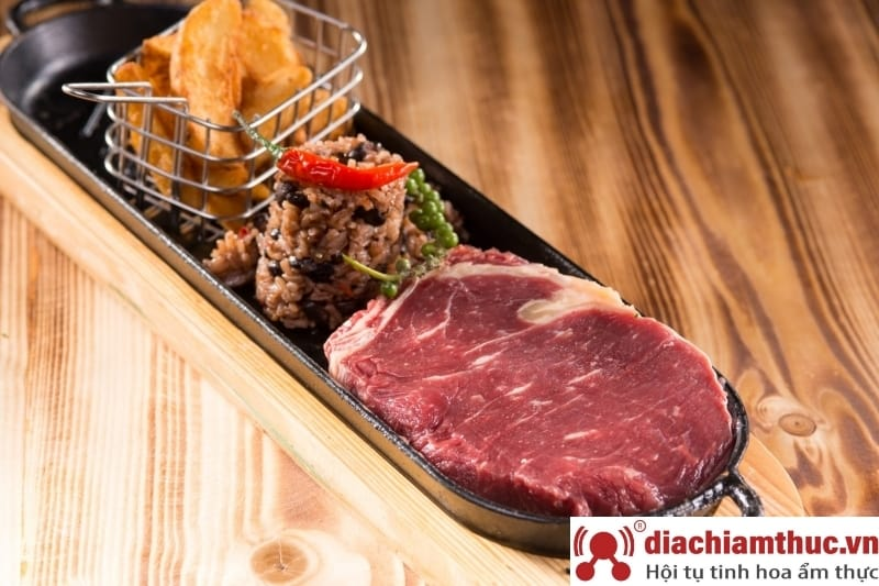 Hi- steak Restaurants - SG