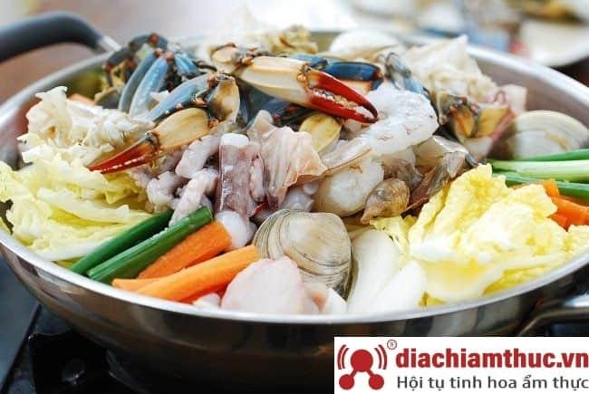 Hot-Pot Seafood Nha Trang