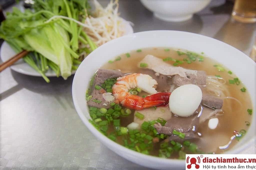 Hủ tiếu Nam Vang Anh Hồ