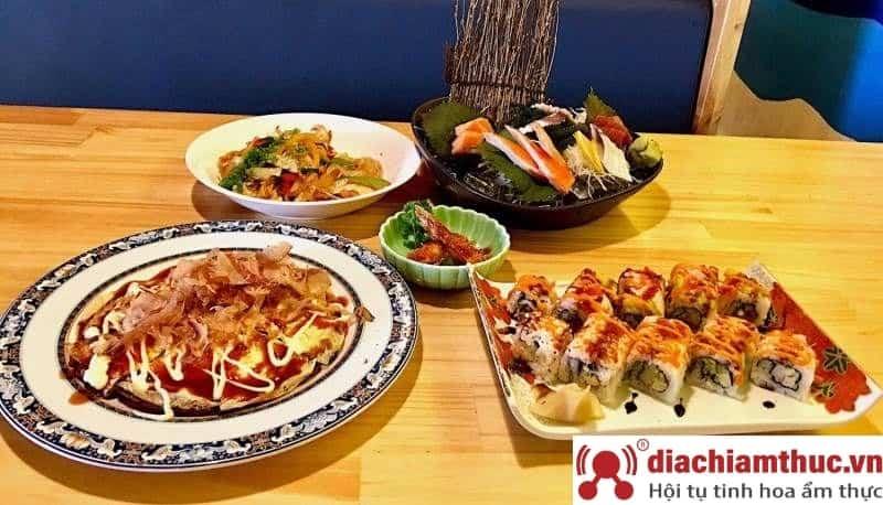 Iki sushi – 70 Nguyễn Cơ Thạch