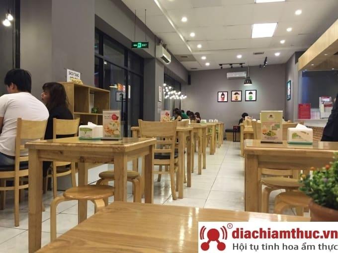 Japanit matcha coffee house