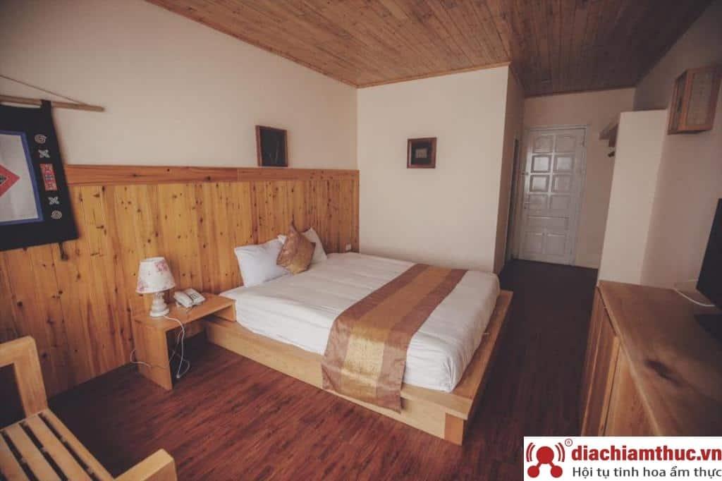 Khách sạn Chapa valley Sapa - Gía phòng