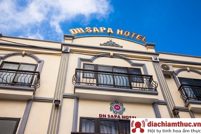 Khách sạn DH Sapa Hotel