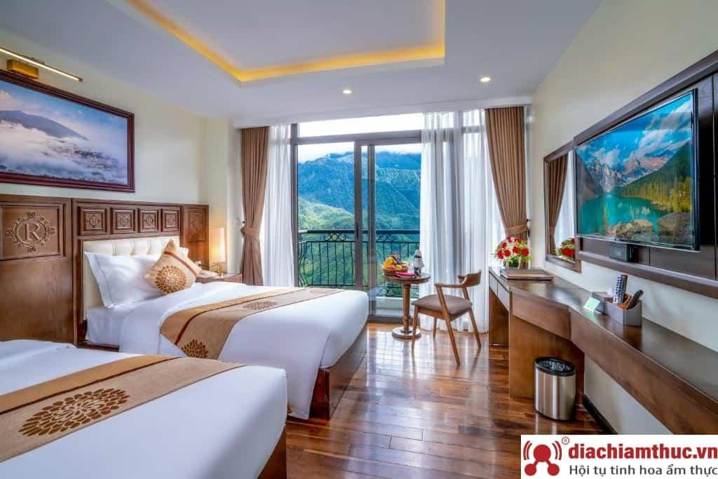 Khách sạn Sapa Relax Hotel