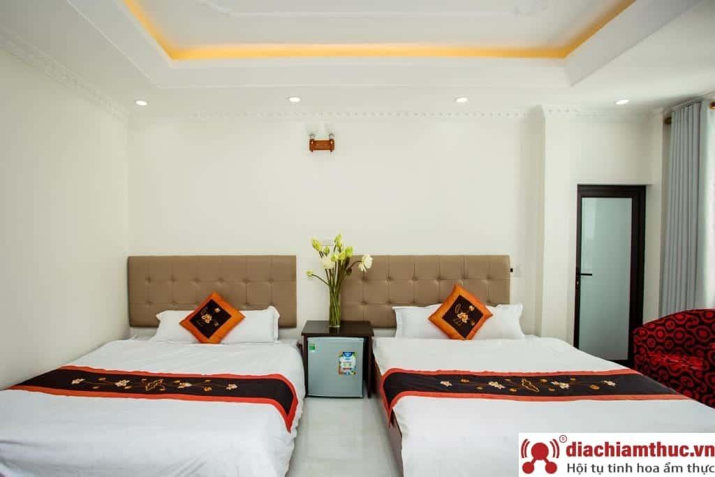 Khách sạn Vạn Hoa Ninh Bình
