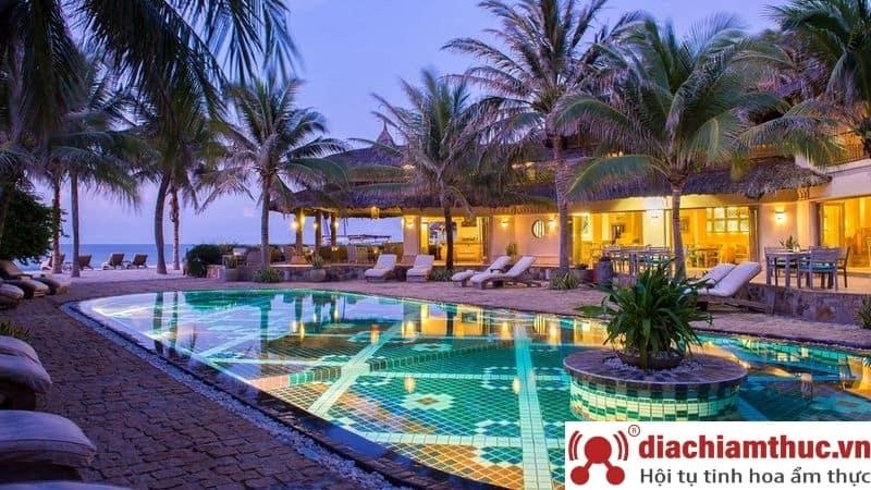 Khách sạn resort cao cấp Mũi Né