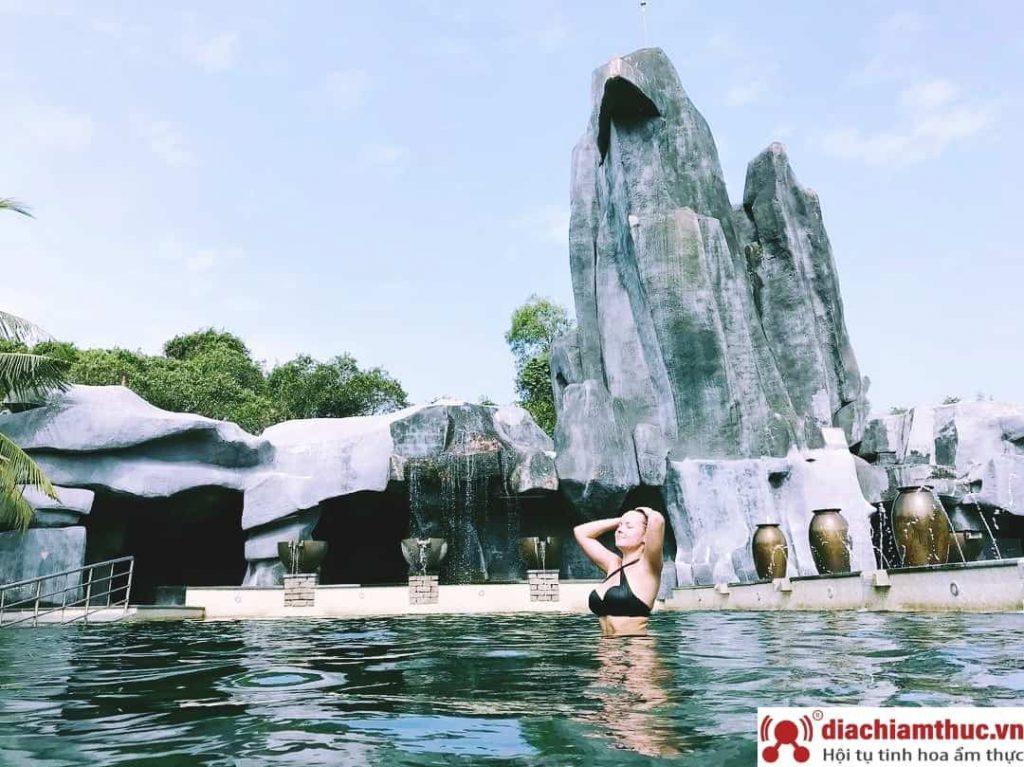 Khu suối khoáng nước nóng Bình Châu Vũng Tàu