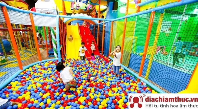 Khu vui chơi trẻ em Fun4baby Đà Nẵng