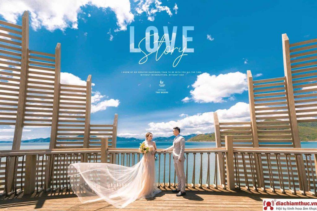 Kinh nghiệm chụp hình cưới Nha Trang