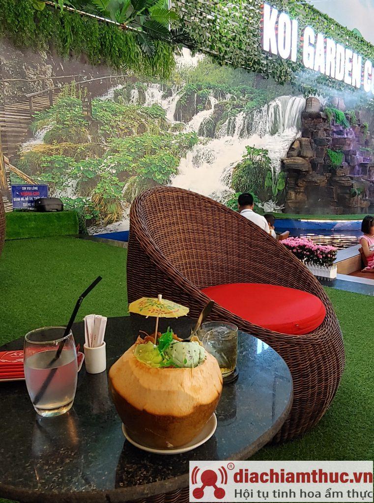 Koi Garden Coffee SG