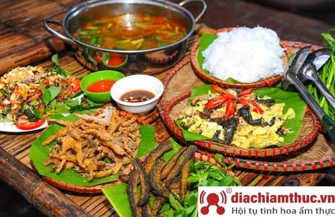 Làng nướng Nam Bộ - Nhà hàng
