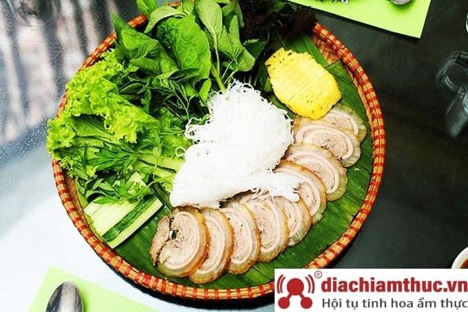 Làng nướng Nam Bộ tại Nguyễn Thị Diệu