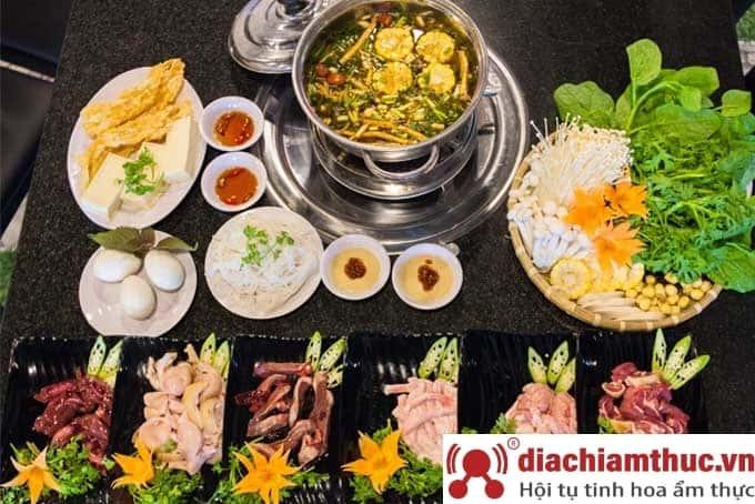 Lẩu Dê Đồng Hương SG
