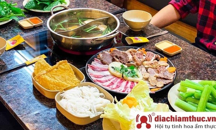 Lẩu bò Sài Gòn Tân Bình