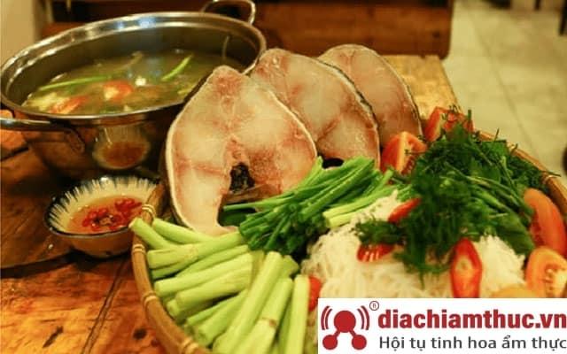Lẩu cá bớp - Món ngon Phú Quốc