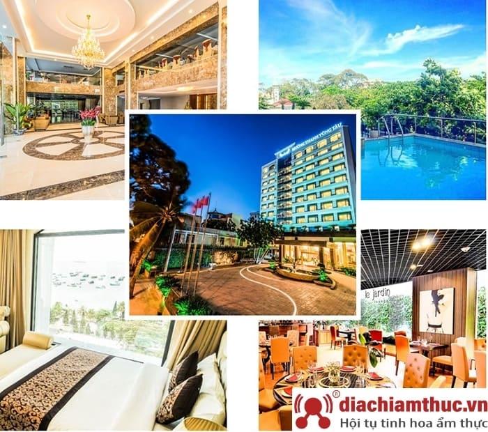 Lựa chọn khách sạn Vũng Tàu