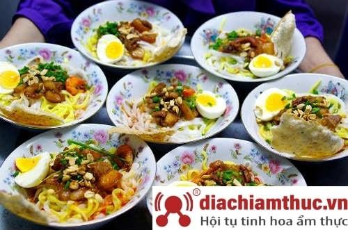 Mì Quảng - Quán Gì Đó - Ẩm thực xứ Quảng