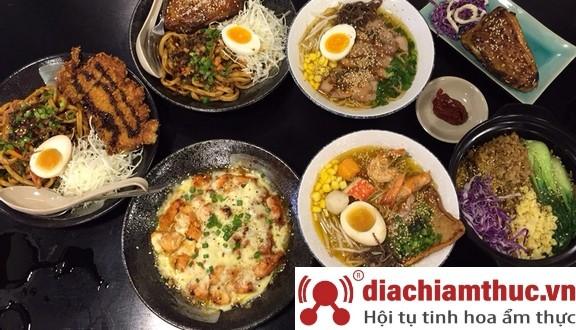 Món ăn Quán Nhật Osaka tại Nguyễn Thời Trung
