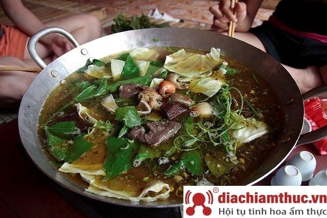 Món ăn Thắng cố tại Sapa
