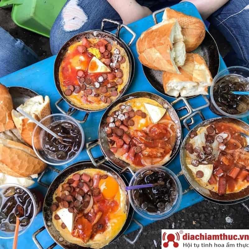 Món ăn sáng Quận 4