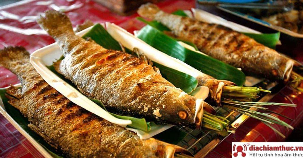 Món cá suối tại Sapa
