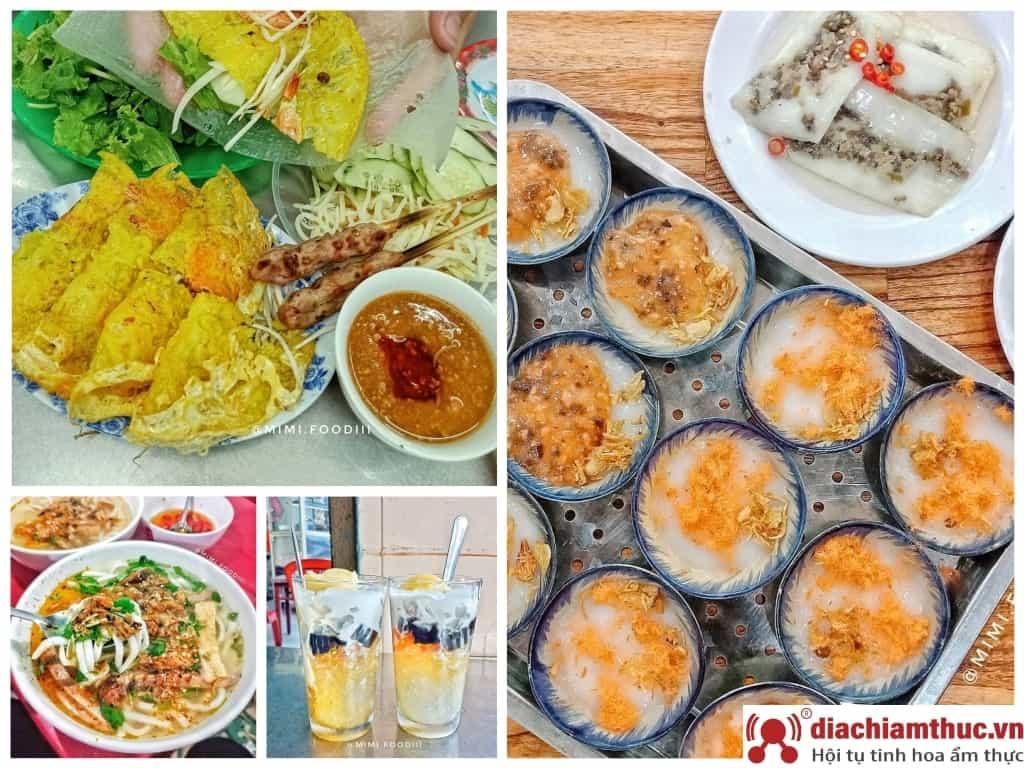 Món đặc sản ẩm thực Đà Nẵng