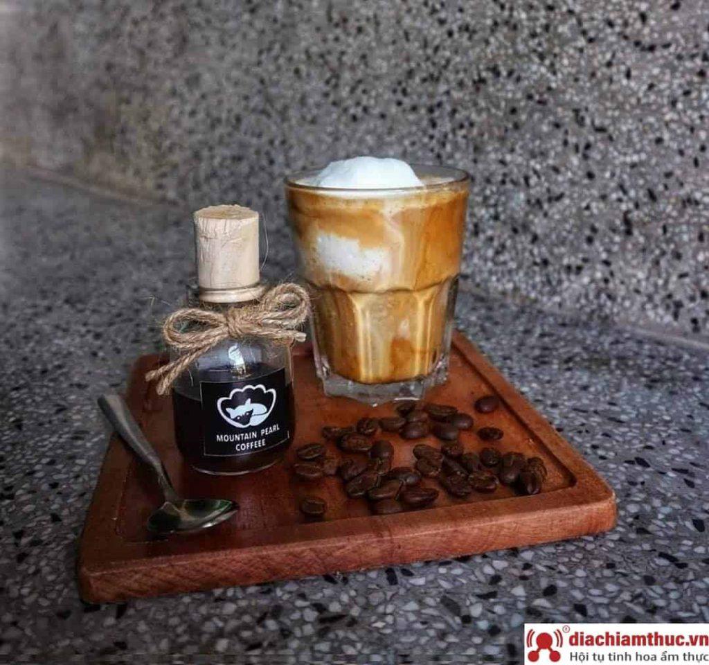 Mountain Pearl Coffee - Đồ uống