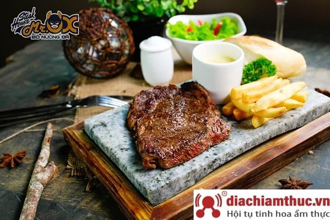 Mr. Ox Steak House - Nguyễn Văn Đậu
