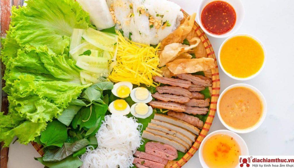 Nắng - Nem nướng Nha Trang