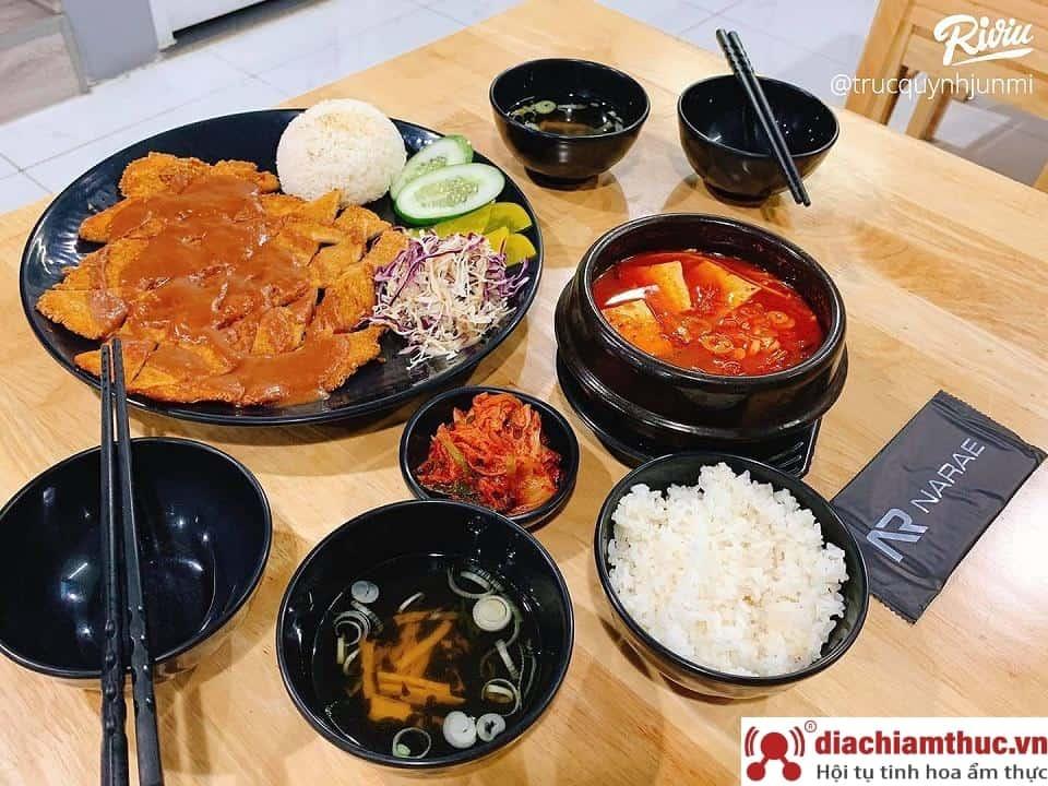 Narae - Quán ăn Hàn Quốc tại Q9