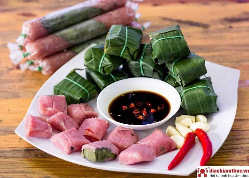 Nem chua Ninh Hòa - Đặc sản