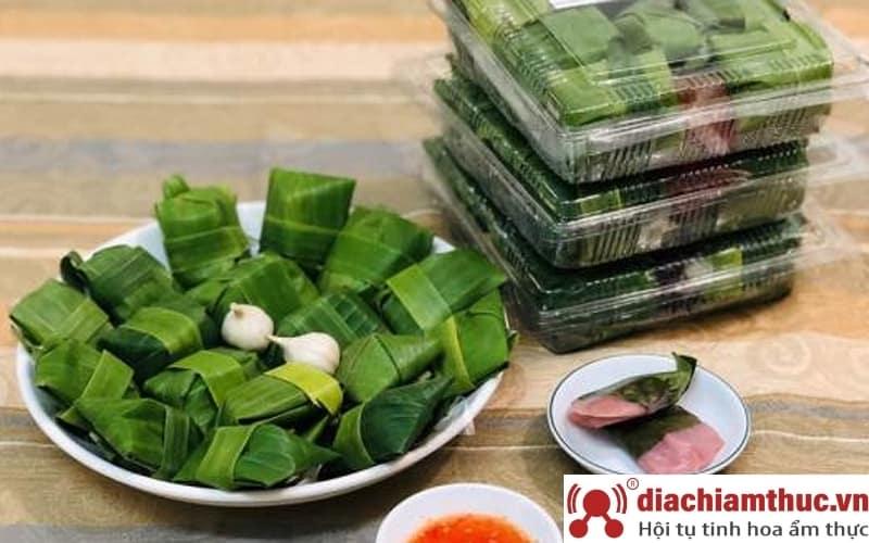 Nem chua Ninh Hòa tại Nha Trang