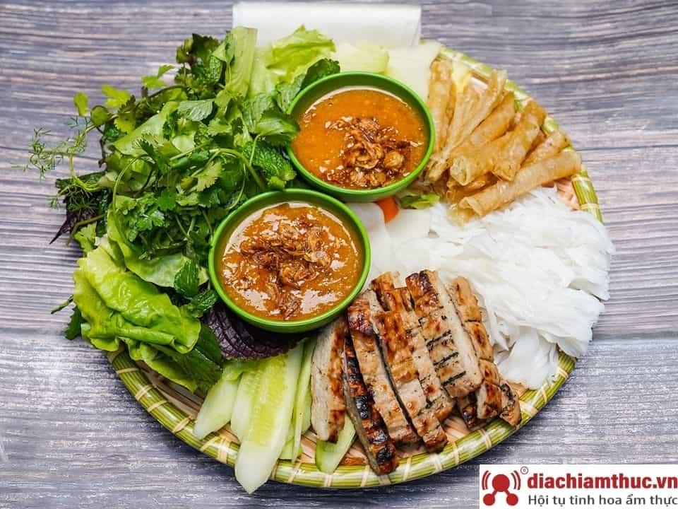 Nem nướng Nha Trang Hà Anh - HN