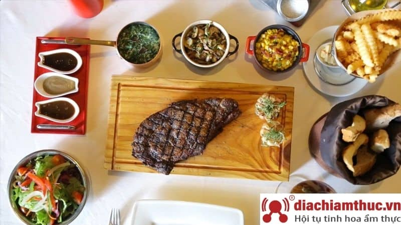 New york Steakhouse SaiGon ở Q1