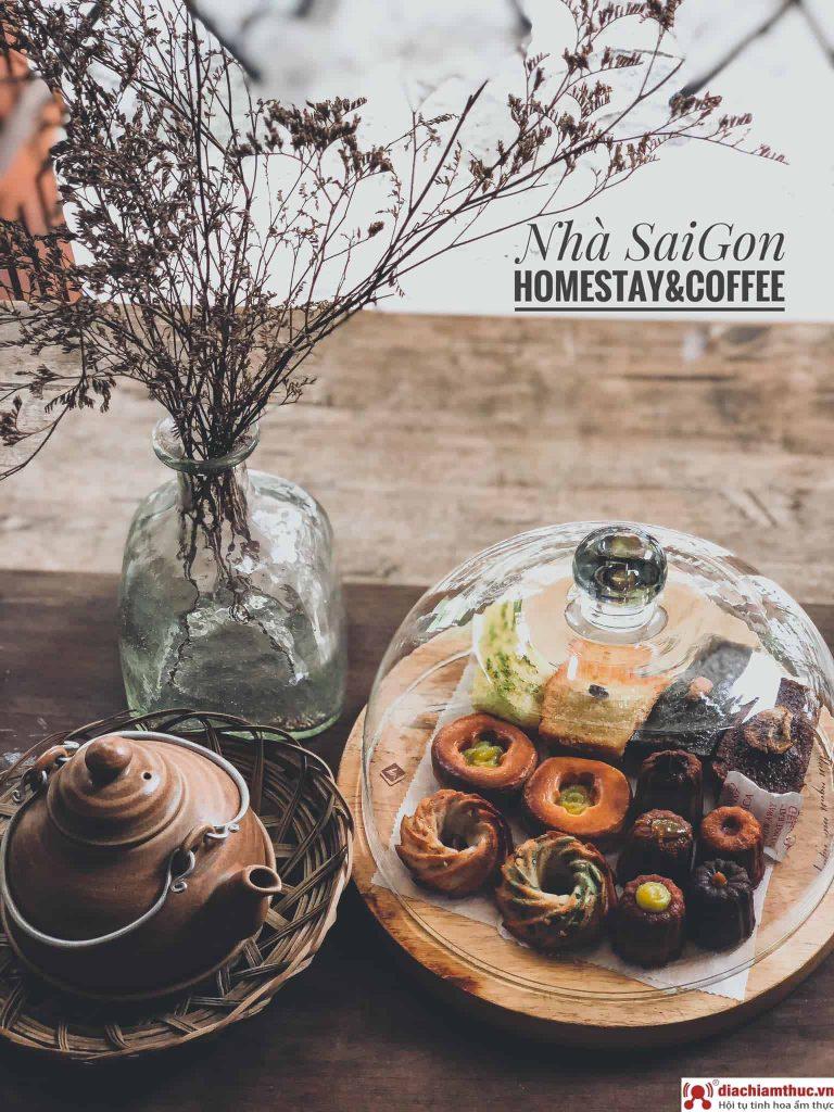 Nhà Saigon Cafe