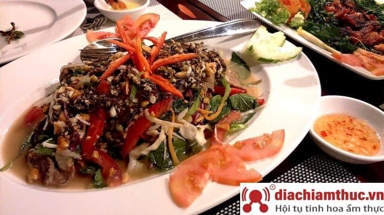 Nhà hàng Angkor Q3