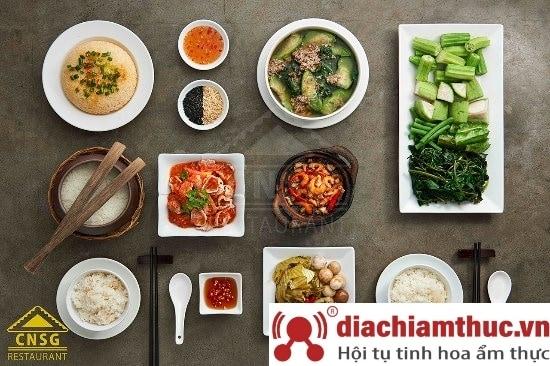 Nhà hàng Cơm niêu Sài Gòn tại Q. 3