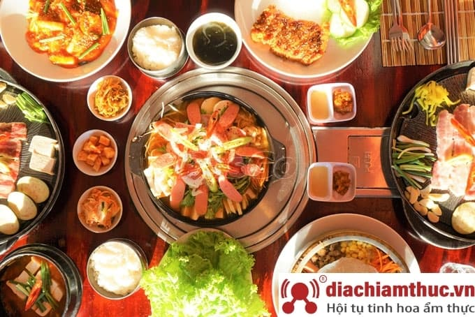 Nhà hàng Dae Jang Geum