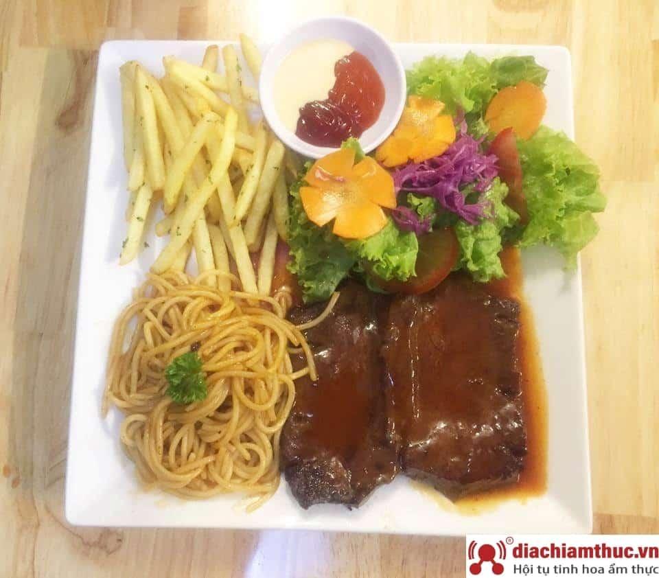 Nhà hàng Gia Bảo Beefsteak - PXL