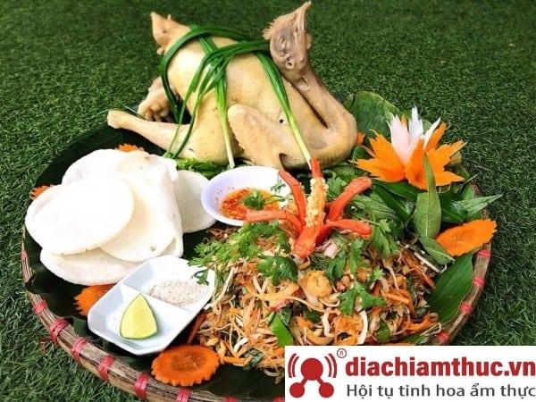 Nhà hàng Hương Dừa - Nhà hàng sân vườn